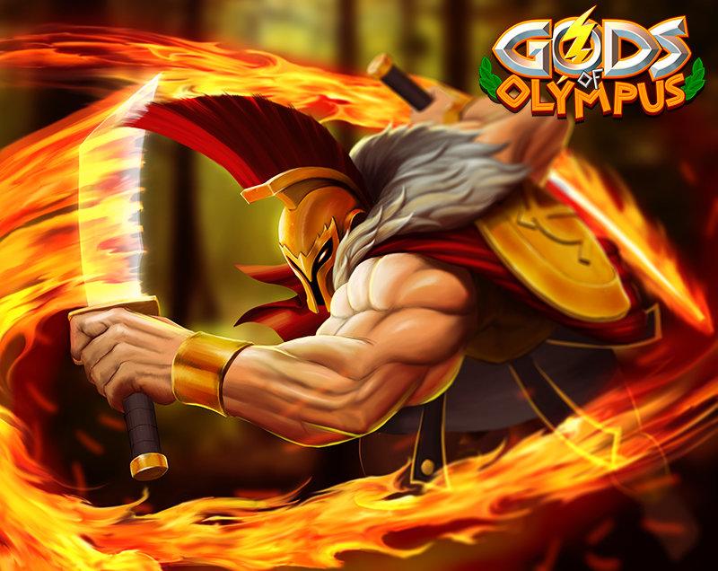 gods of olympus game