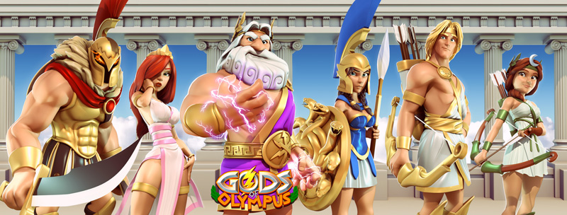 gods of olympus game hera